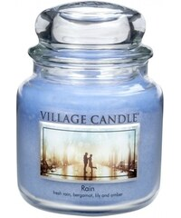 Village Candle Svíčka ve skle Rain - střední