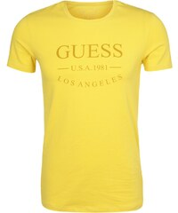 Guess Unterhemd / Shirt serenity yellow