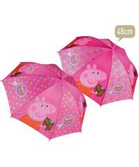 Cerda Deštník Prasátko Peppa Pig Puntíky 2401000136 pr. 65 cm