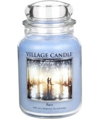 Village Candle Svíčka ve skle Rain - velká