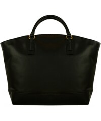 Kožená kabelka Alexia 09 černá