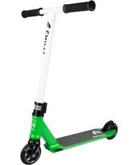Freestyle koloběžka Chilli 3000 Shredder zeleno bílá 2015
