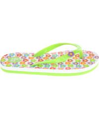 Gioseppo Bajel green plážové dívčí pantofle