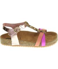 Gioseppo Berriz copper-multi dívčí sandály