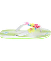 Gioseppo Garden 1 lt.green dívčí plážové pantofle