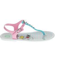 Gioseppo Looney S9 white dívčí plážové sandály