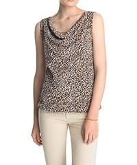 ESPRIT Collection Damen Top, Animalprint