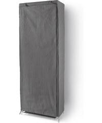 bpc living Kleiderschrank/Schuhregal Rio, grau in grau von bonprix