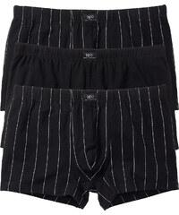 bpc bonprix collection Lot de 3 boxers noir lingerie - bonprix