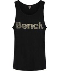 tílko BENCH - Corporation Black (BK014)