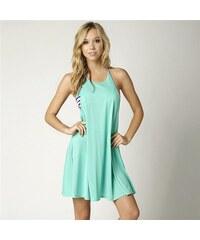 šaty FOX - Vapors Dress Turquoise (176)