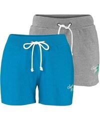 bpc bonprix collection Sportovní šortky (2 ks v balení) bonprix