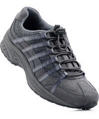 bpc bonprix collection Chaussures de marche en cuir gris chaussures & accessoires - bonprix