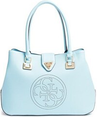 Guess Kabelka Quattro G perforated Tote