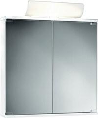 19122 Zrcadlová skříňka - bílá
