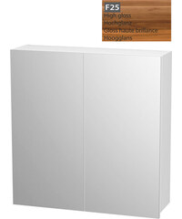 Intedoor NY ZS 70 F25 Zrcadlová skříňka 70 cm bez osvětlení