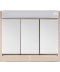 Jokey Plastik SAPHIR BB Zrcadlová skříňka - béžová