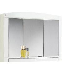 Jokey Plastik SWING Zrcadlová skříńka - bílá