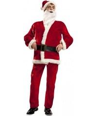 Kostým Santa Claus Velikost M/L 50-52