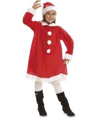 Dětský kostým Santova žena Pro věk (roků) 1-2