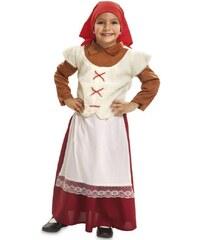 Dětský kostým Pastýřka Pro věk (roků) 1-2
