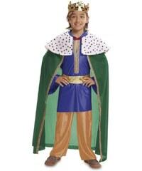 Dětský kostým Tři králové modrý Pro věk (roků) 1-2