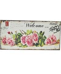 Plátěnná pohlednice Welcome ADTAC01