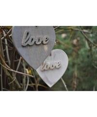 Dřevěné srdce CHOHEAR1