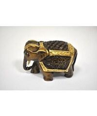 Soška zlatého slona S NAVELEGS