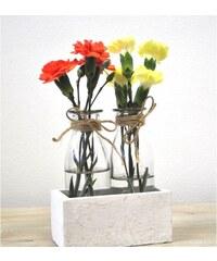 Skleněný květináček - Small bottles NAVSBOSM