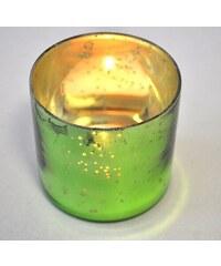 Skleněný svícen - Fresh green JOWACHS