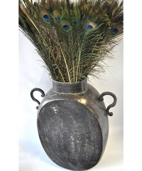 Železná dekorační váza JOPOTB