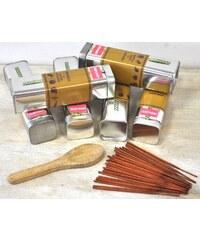 Vonné tyčinky set - santalové dřevo JOWAINC