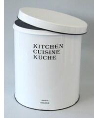 Bílá kuchyňská nádoba - vysoká JOWBUCC1