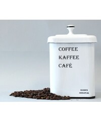 Rustikální dóza na kávu JOWCOFFA