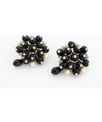 Náušnice se stříbrnými perlami NAVERVCR