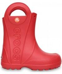 Crocs Handle It Rain Boot Kids Red