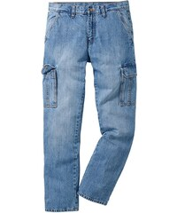John Baner JEANSWEAR Kargo džíny Regular Fit Straight bonprix
