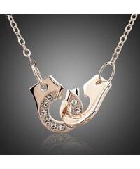Pozlacený náhrdelník Ceppi NAHRSW0080