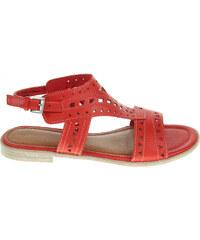 Marco Tozzi dívčí sandály 2-48201-24 červené