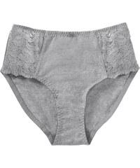bpc bonprix collection Slip taille haute gris lingerie - bonprix
