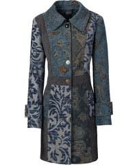 RAINBOW Manteau bleu manches longues femme - bonprix