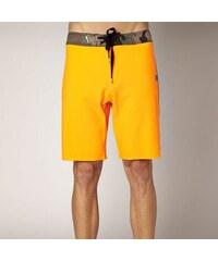 Pánské koupací šortky Fox Camino orange flame