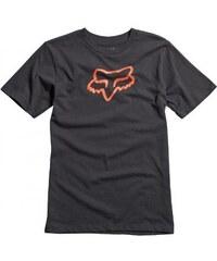 Dětské tričko Fox Ageless black vintage