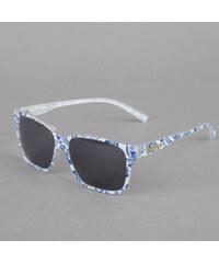 Glassy Fritz Paisley bílé / modré