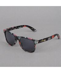 Glassy Leonard černé / palm multicolor