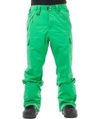 Snowboardové kalhoty Nugget Journey C island green