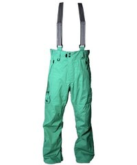Snowboardové kalhoty Nugget Command F deep green