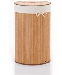 Koš na prádlo z bambusu Mila - přírodní - KL-20983 KELA kl20983