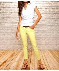 MAVI Strečové džíny žluté
